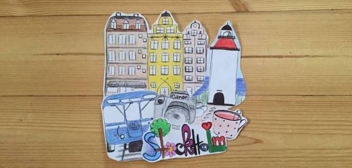 4 Tage Stockholm